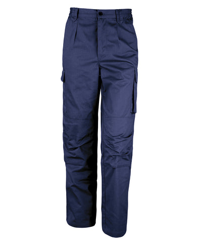 Barretts Workshop Trousers (Navy)