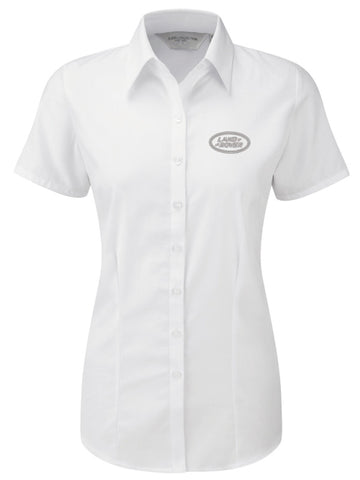 Barretts Land Rover Shirt - Short Sleeve (Ladies Fit)