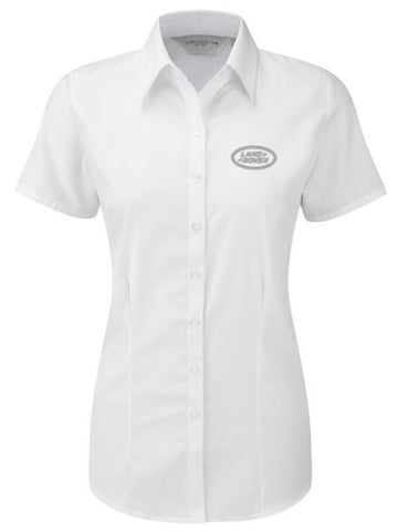 Land Rover Shirt - Short Sleeve (Ladies Fit)