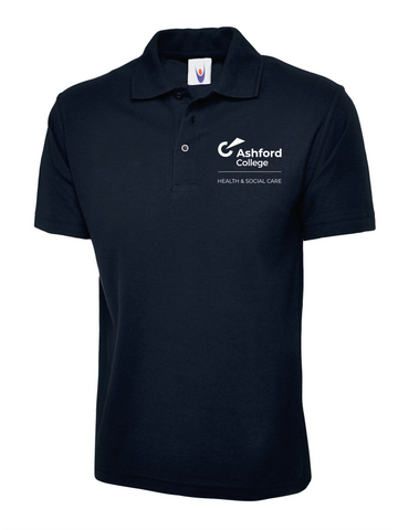 Ashford College Health & Social Care Polo