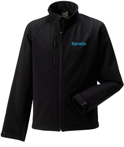 Barretts Softshell Jacket
