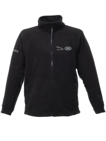 Barretts Jaguar Land Rover Fleece (Black)