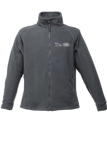 Barretts of Jaguar Land Rover Workshop Fleece (Grey)