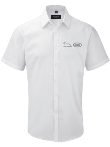 Barretts Jaguar Land Rover Shirt - Short Sleeve