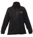 Barretts Jaguar Land Rover Women's Fleece (Black)