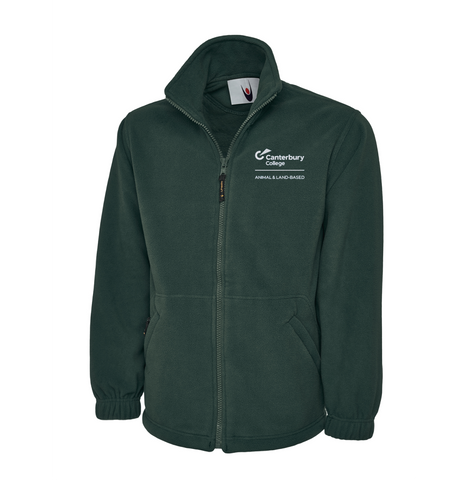 Canterbury College Animal & Land Based Studies Fleece