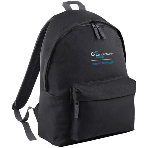Canterbury College Public Services Backpack