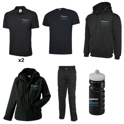 Canterbury College Public Services Uniform Bundle 3