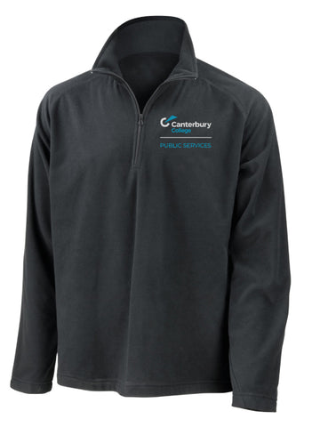 Canterbury College Public Services Micro-Fleece