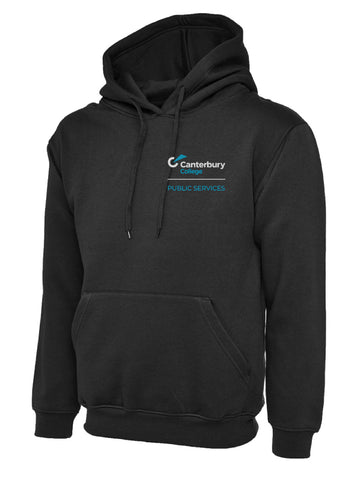 Canterbury College Public Services Hoodie