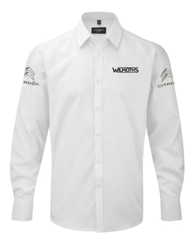 Wilmoths Citroen Shirt - Long Sleeve