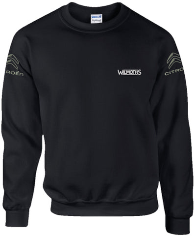 Wilmoths Citroen Sweatshirt