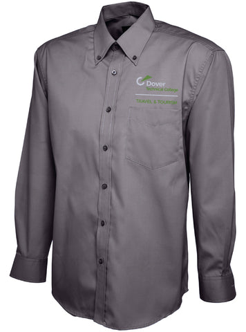 Dover College Travel & Tourism Mens L/S Shirt