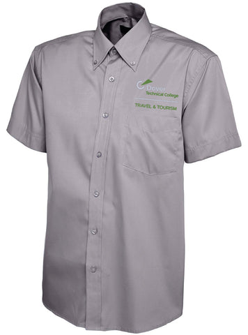 Dover College Travel & Tourism Mens S/S Shirt