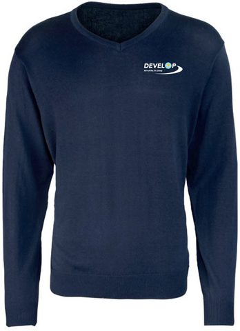 Develop Training V-Neck Jumper