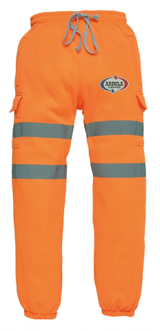 Ardula Group Hi-Viz Jogging Bottoms