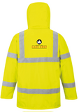 Prestige Cars Hi-Vis Traffic Jacket