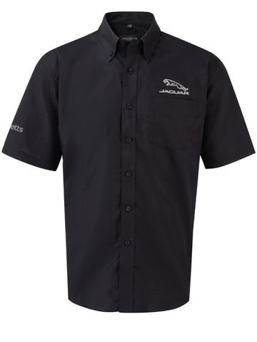 Barretts Jaguar Shirt - Short Sleeve (Black)