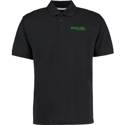 KHEM Polo Shirt - Black