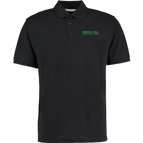 KHREM Polo Shirt - Black