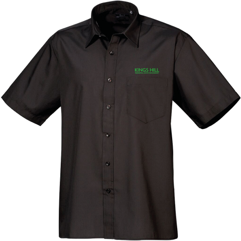 KHREM Shirt - Short Sleeve (Black)