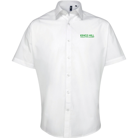 KHREM Shirt - Short Sleeve (White)