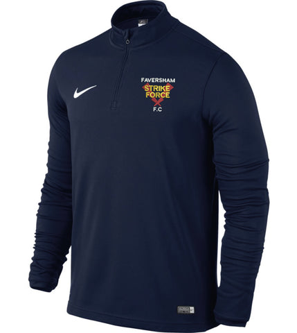 Faversham Strike Force Nike Midlayer Top