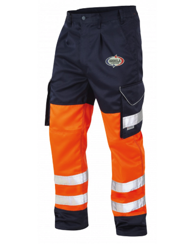 Ardula Group Dual-Colour Cargo Trousers
