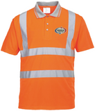 Ardula Group Hi-Viz Polo Shirt