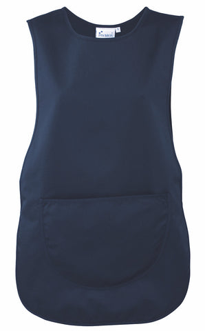 PR171 Premier 'Colours' Pocket Tabard - Navy