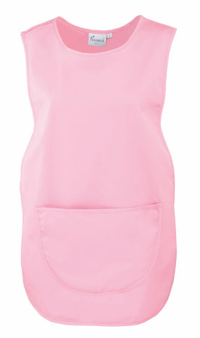 PR171 Premier 'Colours' Pocket Tabard - Pink