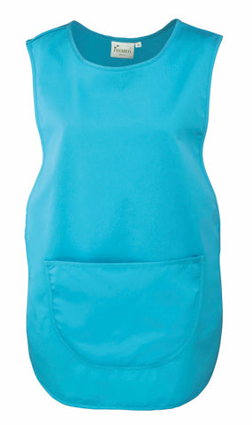 PR171 Premier 'Colours' Pocket Tabard - Turquoise