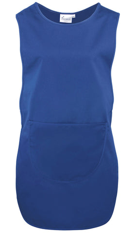 PR172 Premier Long Length Pocket Tabard - Royal