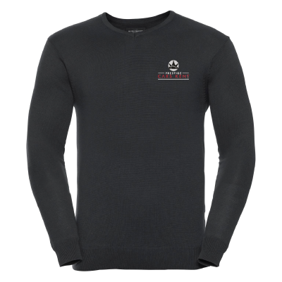 Prestige Cars V-Neck Jumper