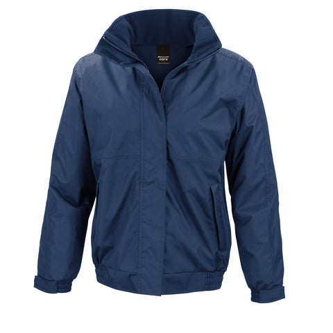 R221F Result Core Women's Channel Jacket - Navy
