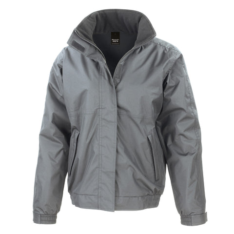 R221M Result Core Channel Jacket - Grey