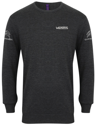 Wilmoths Citroen Crewneck Jumper