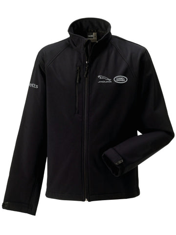Barretts Jaguar Land Rover Softshell Jacket