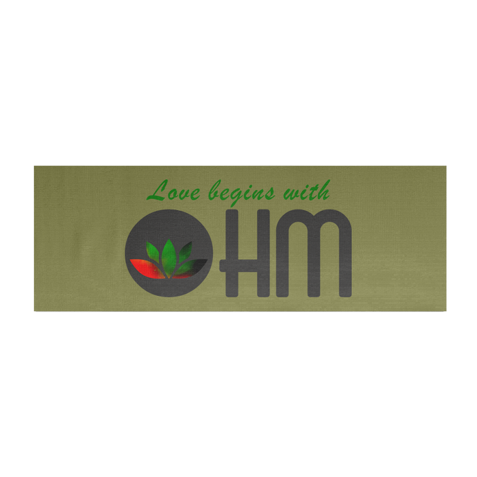 Love begins with OHM!