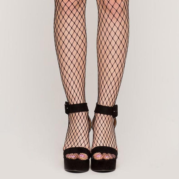 """FISH NET"" STOCKINGS"