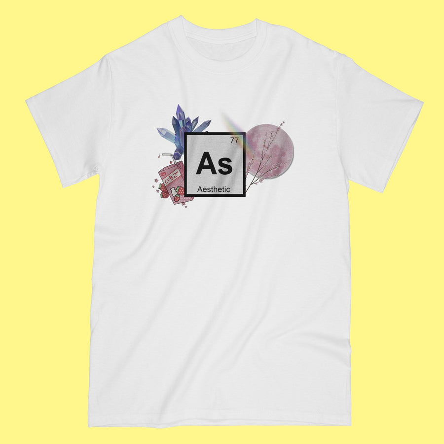 """AESTHETIC ELEMENT"" SHIRT"