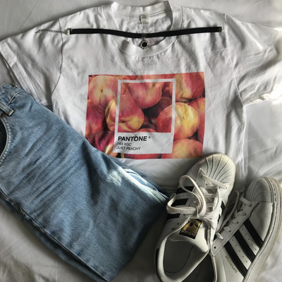 """JUST PEACHY"" CROP TOPS"