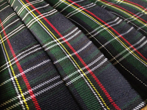 """PLAID"" SKIRTS"