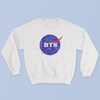 """BTS NASA"" SWEATSHIRT"