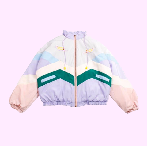 """PASTEL PATCHES"" JACKETS"