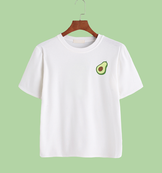 """MINIMALIST FRUITY"" SHIRTS"