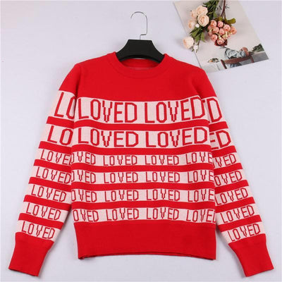 """LOVED"" SWEATERS"