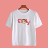 """MILKY"" SHIRTS"