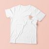 """PEACH, PLEASE"" SHIRT"