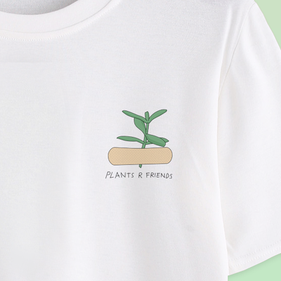 """PLANTS R FRIENDS"" SHIRT"